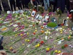 گورستان خاوران. محل دفن اعدامیان دهه شصت